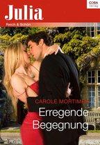 Boek cover Erregende Begegnung van Carole Mortimer