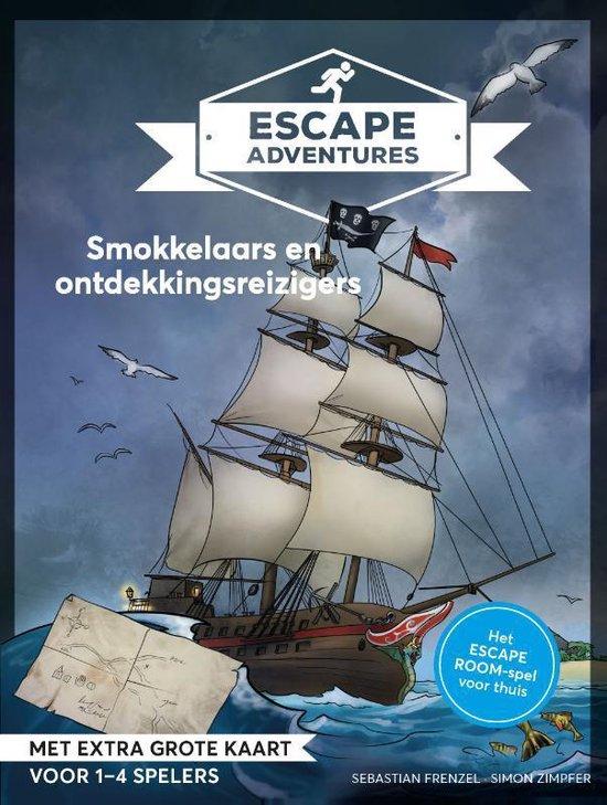 Escape adventures: Smokkelaars en ontdekkingsreizigers - Sebastian Frenzel |