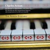 Avison: Trio Sonatas Op.1 & Keyboard Sonatas, Op.8