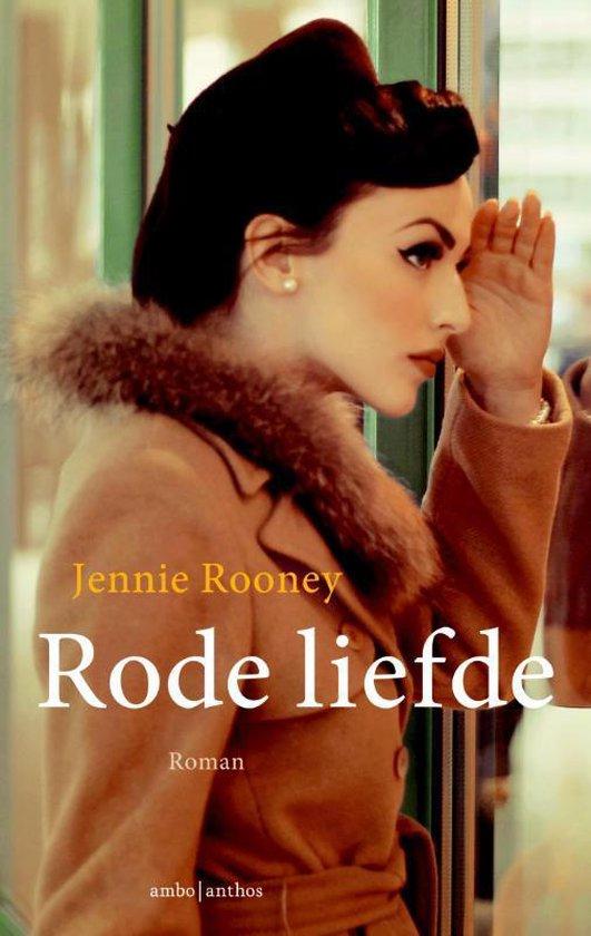 Rode liefde - Jennie Rooney |