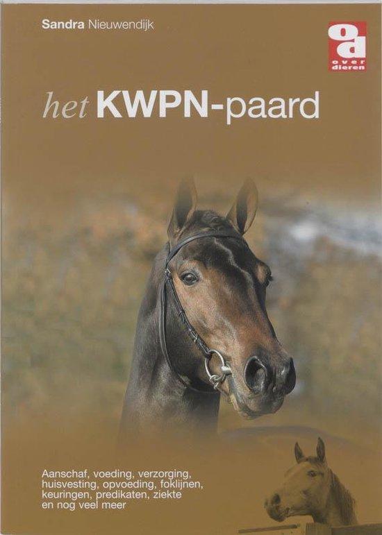 Over Dieren 112 - Het KWPN-paard - S. Nieuwendijk |