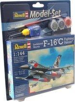 Revell Vliegtuig F-16C USAF - Bouwpakket - 1:144