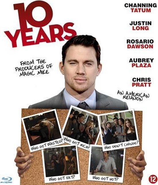 Cover van de film '10 Years'