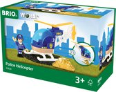 Afbeelding van BRIO Politie helicopter - 33828 speelgoed