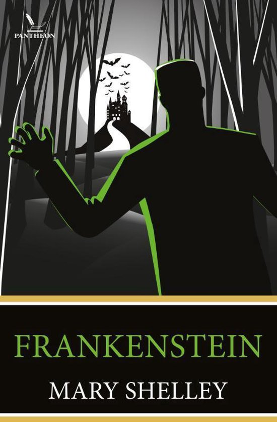 Frankenstein - Mary Shelley | Readingchampions.org.uk