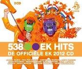 538 EK Hits - De Officiële EK 2012 Cd
