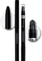 Rimmel Exaggerate Waterproof Eye Definer - 261 Black