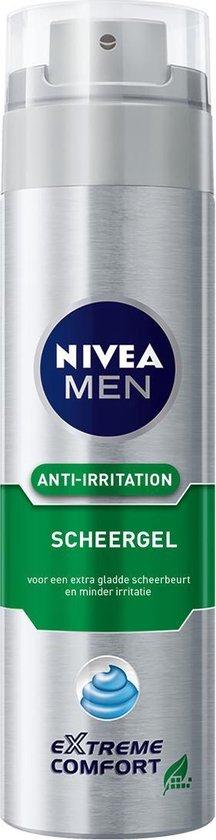 NIVEA MEN Extreme Comfort Anti-Irritation Scheergel - 200 ml