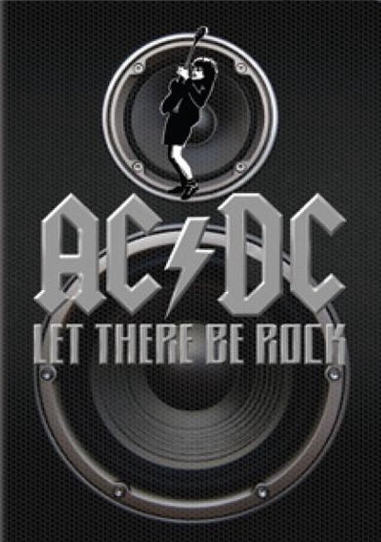 Cover van de film 'AC/DC - Let There Be Rock'