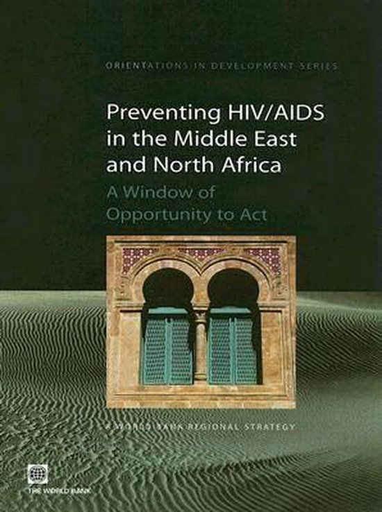 Boek cover Preventing HIV/AIDS in the Middle East and North Africa van Francisca Ayodeji Akala (Paperback)