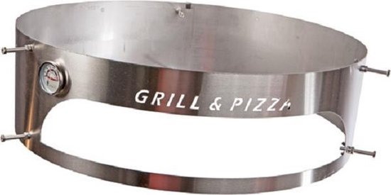 Goedkope BBQPIZZA4YOU Grill- & Pizzaring Basic