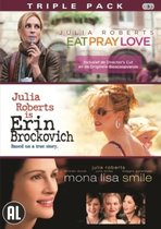 Eat Pray Love/Erin Brockovich/Mona Lisa Smile