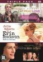 Eat Pray/ Erin Brockov..