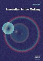Boek cover Innovation in the Making van Lotte Darsoe