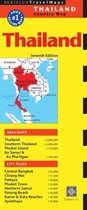 Periplus Travel Maps Thailand