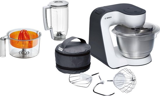 Best geteste keukenmixer 2020 - Bosch MUM50123