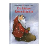 Boek cover de kleine kerstman van Anu Stohner (Hardcover)