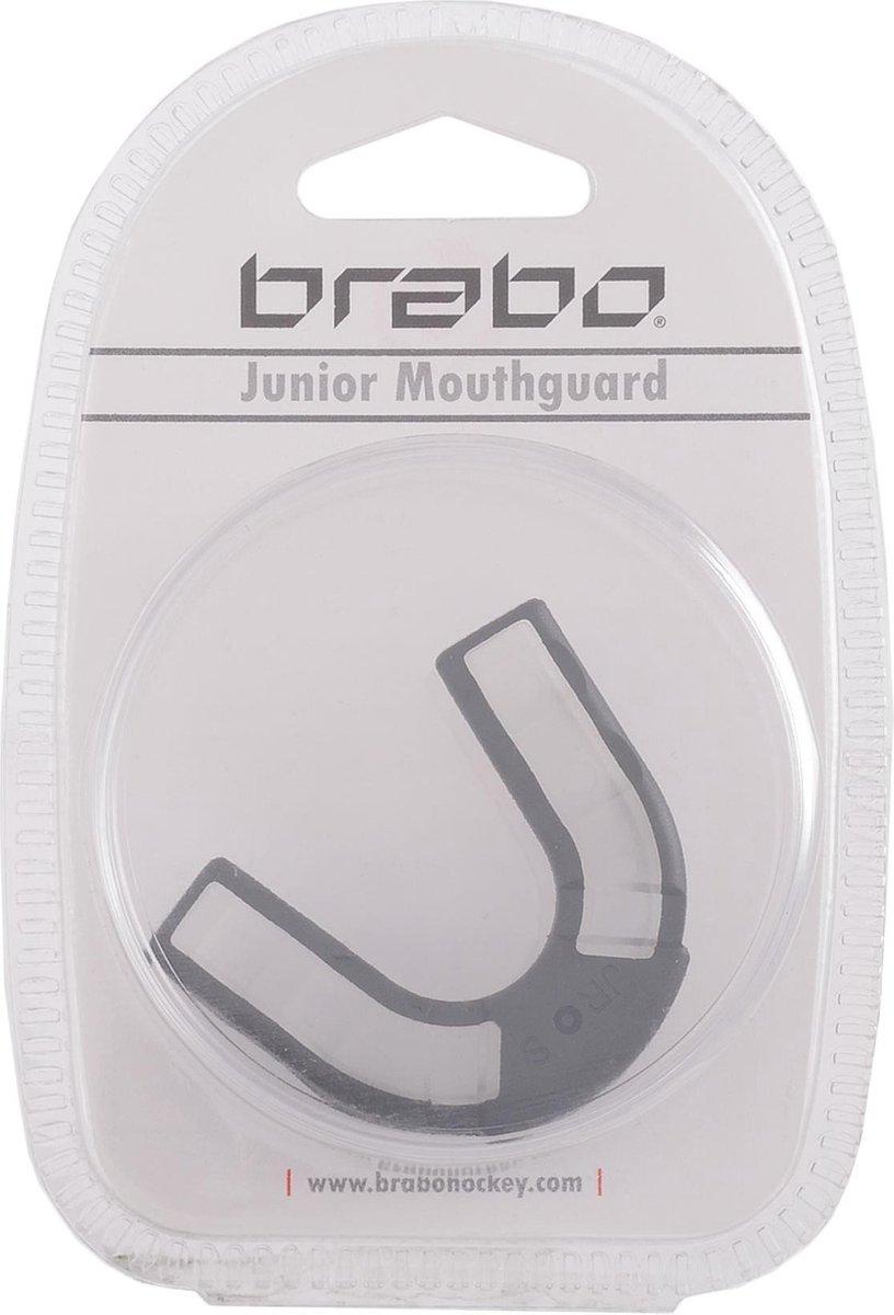 Brabo BP 7000 - Hockeybitje - Junior - Transparant