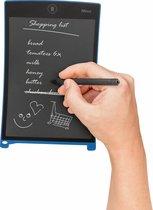 Trust Wizz - Grafische tablet - Digital Writing Pad - Digitaal Notitieblok - Zwart/Blauw