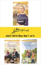 Love Inspired July 2015 - Box Set 1 of 2