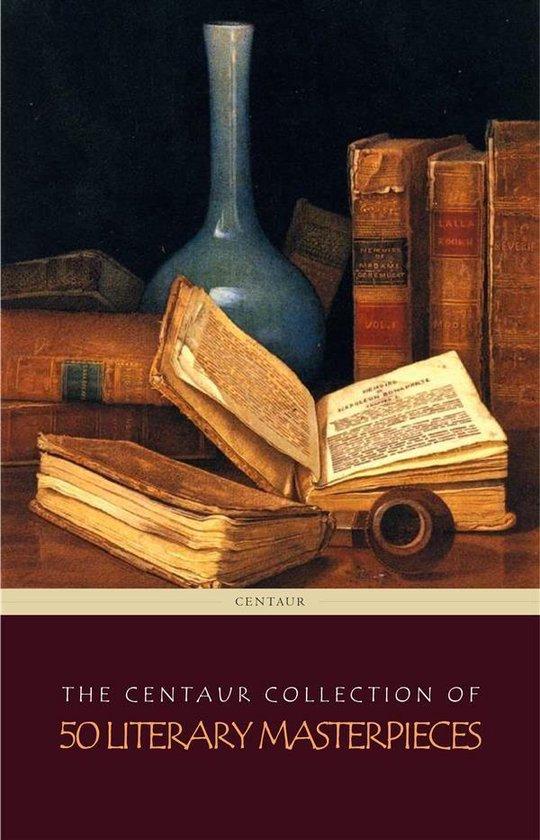 Boek cover 50 Masterpieces you have to read van Victor Hugo (Onbekend)