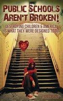 The Public Schools Aren't Broken: Destroying Children & America is What They Were Designed to Do