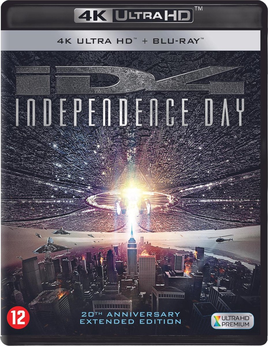 Independence Day (4K Ultra HD Blu-ray)-