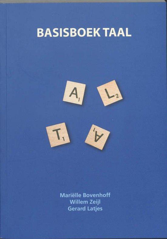 Basisboek taal