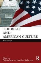 Boek cover The Bible and American Culture van Claudia Setzer