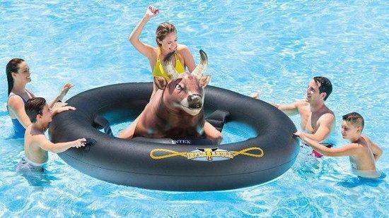 Intex Inflatabull Opblaasbare Rodeostier - Leeftijd 9+