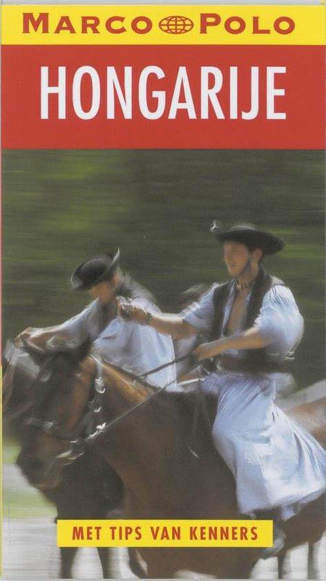 Cover van het boek 'Hongarije'