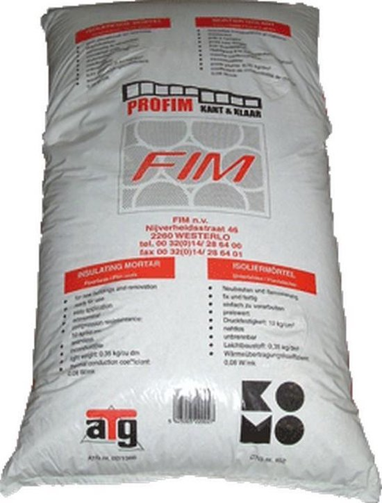 IKO cement Profim, bu, verwerkingstijd 30 - 60min