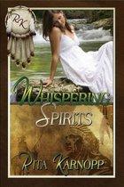Omslag Whispering Spirits