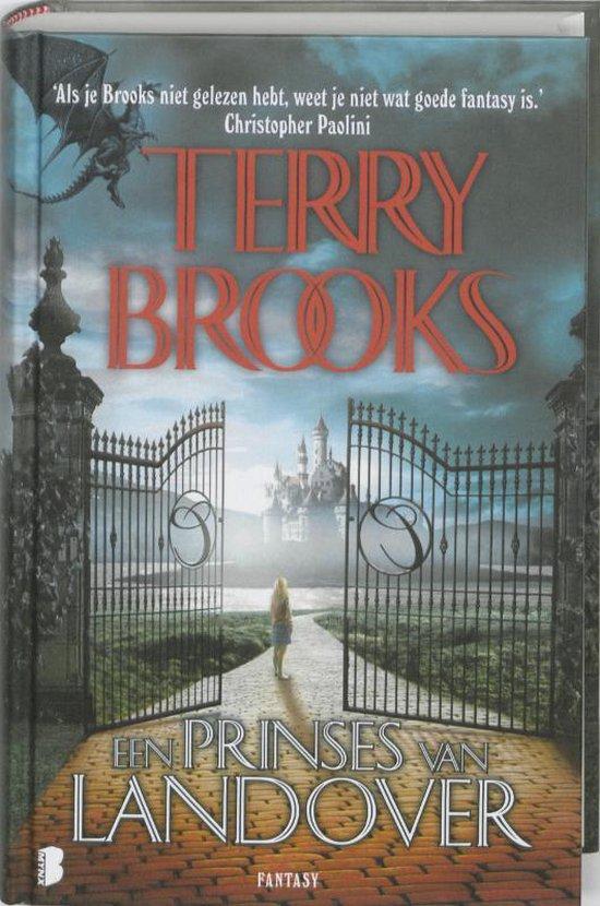 Shannara - De prinses van Landover - Terry Brooks |