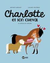 Charlotte et son cheval, Tome 03