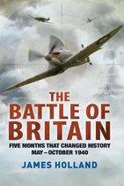 Boek cover The Battle of Britain van James Holland (Paperback)