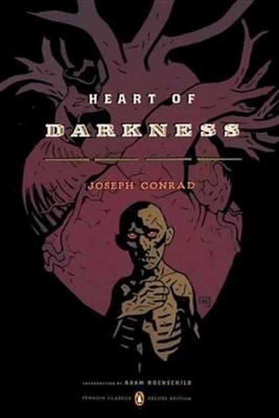 Boek cover Heart of Darkness van Joseph Conrad (Onbekend)