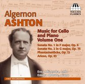 Ashton: Music For Cello Vol.1