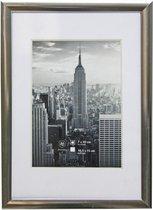 Fotolijst - Henzo - Manhattan - Fotomaat 13x18 - Donkergrijs