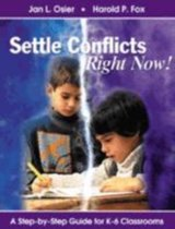 Settle Conflicts Right Now!