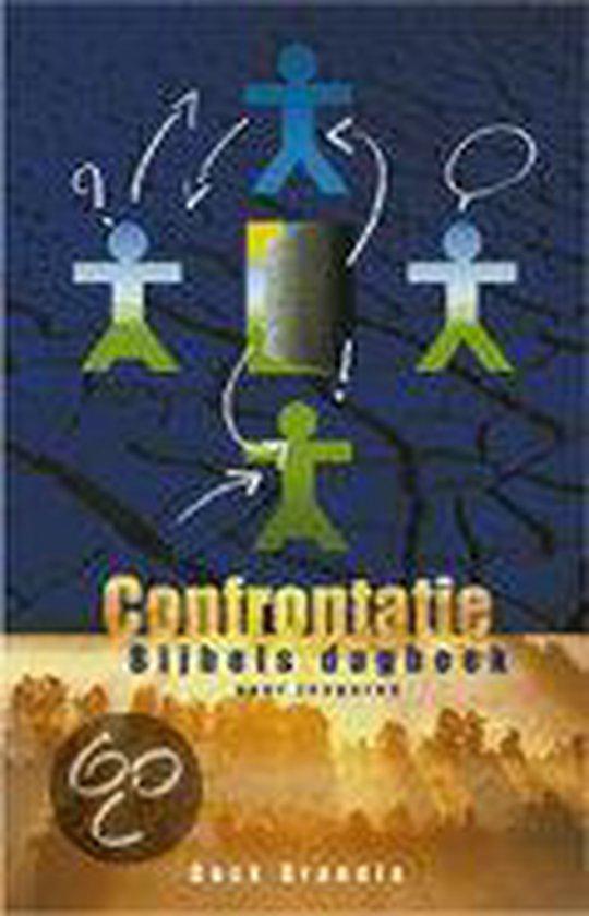 Confrontatie bijbels dagboek - Cock Grandia |