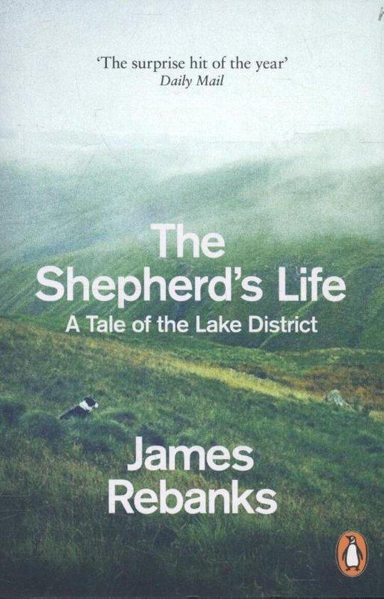 Boek cover Shepherds Life van J. Rebanks (Paperback)