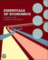 Boek cover Essentials Of Economics van Stanley Brue