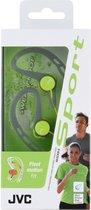 JVC HA-ECX20 - Sport oordopjes - Groen