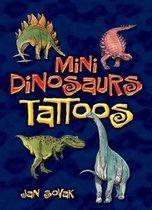 Mini Dinosaurs Tattoos