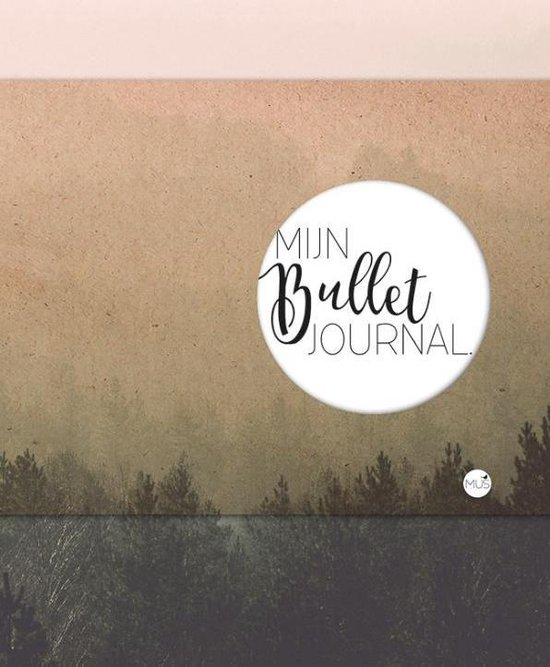 Mijn Bullet Journal - Forest