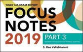 Wiley CIA Exam Review 2019 Focus Notes, Part 3