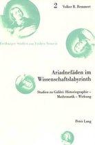 Ariadnefaeden Im Wissenschaftslabyrinth