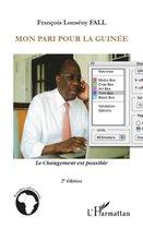 Mon pari pour la Guinée