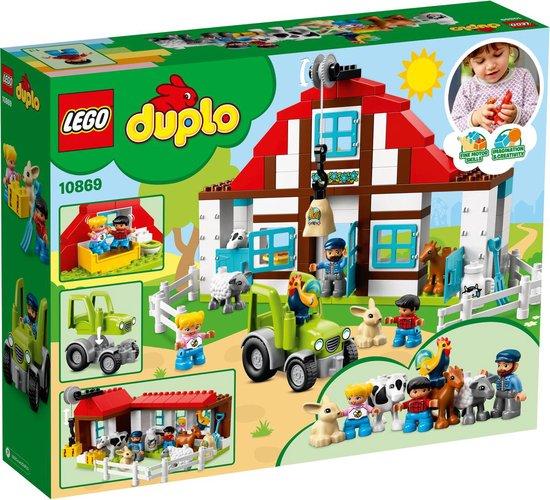 LEGO DUPLO Avonturen op de Boerderij - 10869